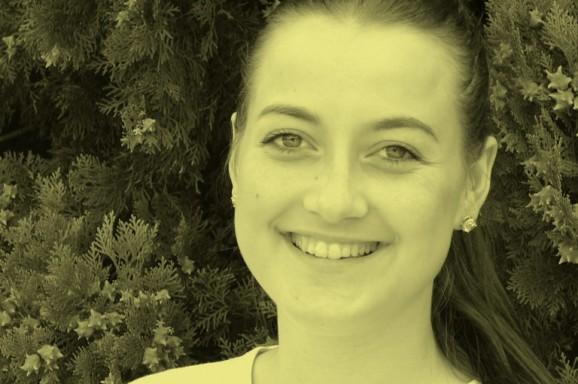 Neue Auszubildende: Darleen Wiedemann